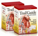 Trail Guide Lernkarten-Set Anatomie.