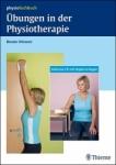 Übungen in der Physiotherapie.