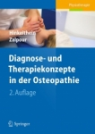 Diagnose- und Therapiekonzepte in der Osteopathie.