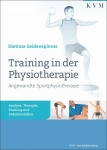 Training in der Physiotherapie.