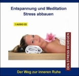 Stress abbauen. Audio-CD mit Suggestionen.
