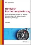 Handbuch Psychotherapie-Antrag.