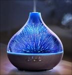 3D Wunderlampe. Aroma Diffusor, Stimmungslicht, Luftbefeuchter.