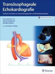 Transösophageale Echokardiografie.
