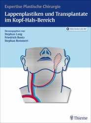 Lappenplastiken und Transplantate im Kopf-Hals-Bereich.