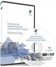 SicherheitsCheck Qualitätsmanagement, Arbeitssicherheit und Hygiene.