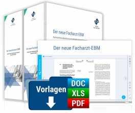 Der neue Facharzt-EBM. Premium Version.