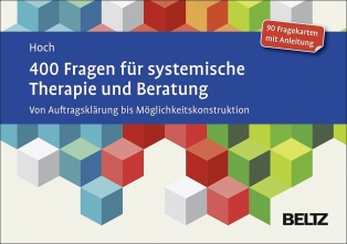 400 Fragen für systemische Therapie und Beratung.