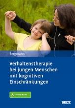 Verhaltenstherapie bei jungen Menschen mit kognitiven Einschränkungen.