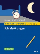 Therapie-Tools Schlafstörungen.