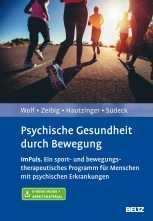 Psychische Gesundheit durch Bewegung.