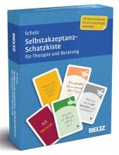 Selbstakzeptanz-Schatzkiste für Therapie und Beratung.