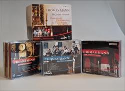 Thomas Mann. Die großen Hörspiele