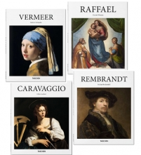 Alte Meister: Vermeer, Caravaggio, Raffael, Rembrandt
