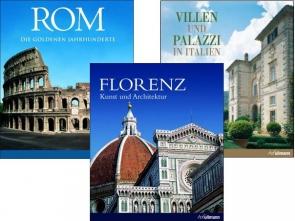 Italien-Paket: Rom, Florenz, Villen & Palazzi