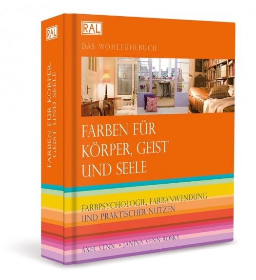 farbpsychologie leuchtende farben interieur design
