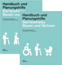 Barrierefreies Bauen und Wohnen - 2 Bände.