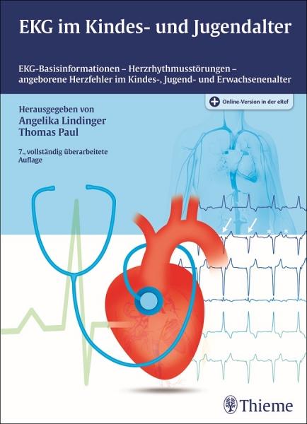 EKG im Kindesalter und Jugendalter.