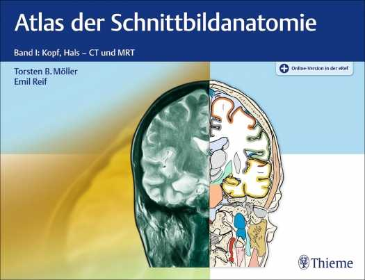 Atlas der Schnittbildanatomie Band I