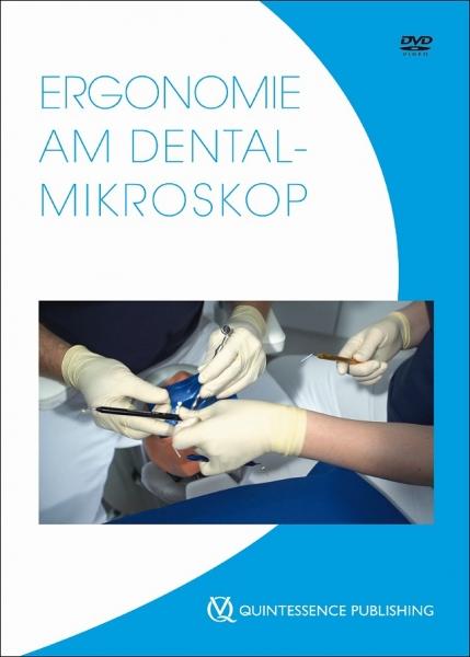 Ergonomie am Dentalmikroskop.