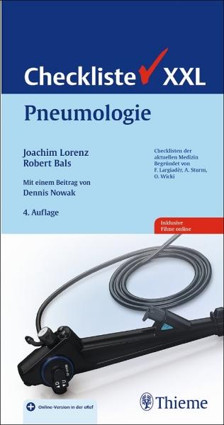 Checkliste XXL - Pneumologie.