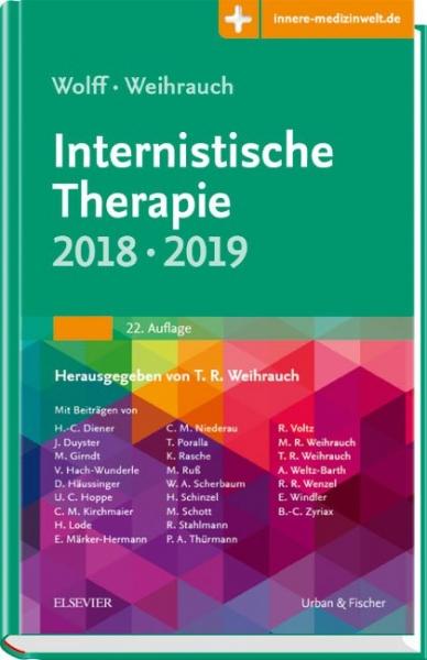 Internistische Therapie 2018/2019.