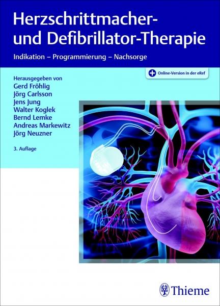 Herzschrittmacher- und Defibrillator-Therapie.