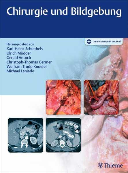 Chirurgie und Bildgebung.