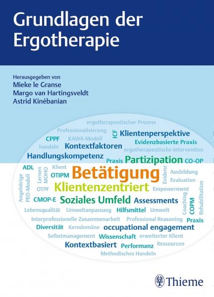 Grundlagen der Ergotherapie.