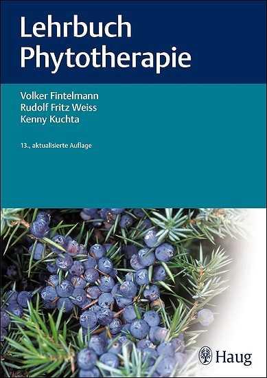 Lehrbuch der Phytotherapie.