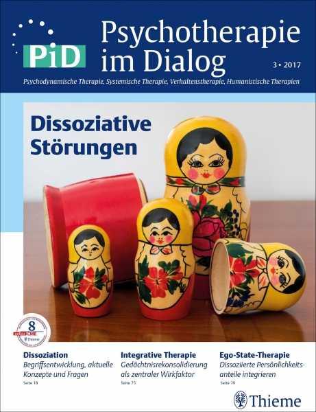 Psychotherapie im Dialog - Dissoziative Störungen.