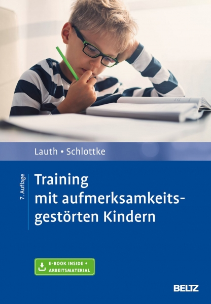 Training mit aufmerksamkeitsgestörten Kindern.