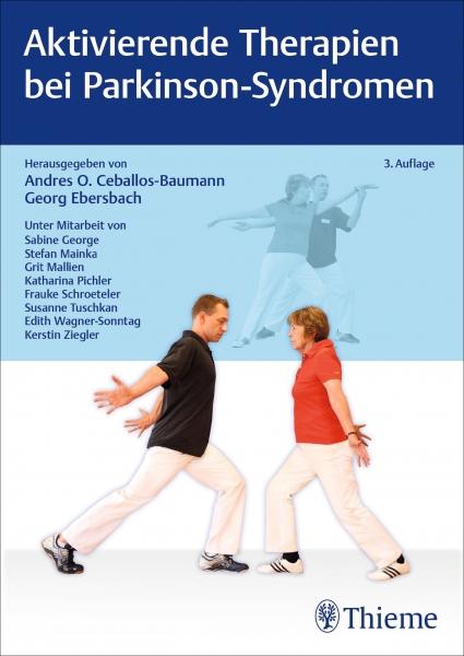 Aktivierende Therapien bei Parkinson-Syndromen.
