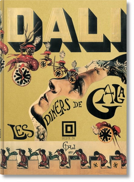 Salvador Dalis surrealistisches Kochbuch