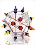 3D-Knoten-Ball