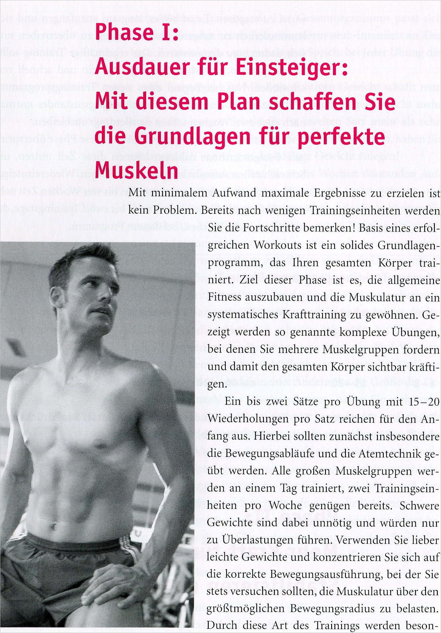 Fachbücher, Software und DVDs | Gezieltes Muskeltraining von Kopf ...