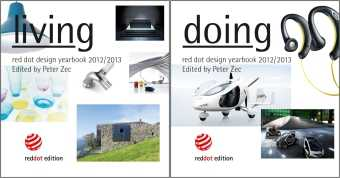 red dot design yearbook 2012/2013 - living + doing